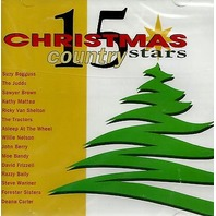 NEW 15 Christmas Country Stars CD (2005)
