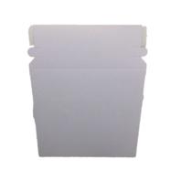 NEW 200 pcs Peel & Seal Mailers 6-3/8 X 6 Photo StayFlat Cardboard ZIPPER Mailer