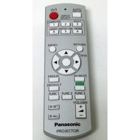 NEW Panasonic N2QAYB000812 Remote Control PT-RZ370 PT-RZ470 PT-RW330 PT-RW430
