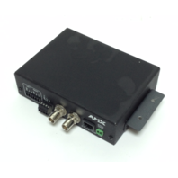 AMX NXA-AVB/Ethernet Breakout Box with mounting bracket