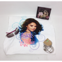 NEW Selena Gomez Fan Pack - Shirt, CD, and MORE