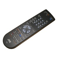 JVC TV / VCR / CATV / DVD Remote Control RM-C306 Controller