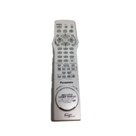 Panasonic Remote Control VCR Plus Silver LSSQ0314 VCR / TV / DSS Controller