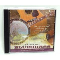 NEW Sunday Bluegrass CD featuring Mike Scott on Banjo