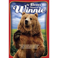 NEW A Bear Named Winnie DVD