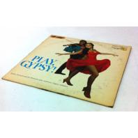 Play Gypsy 1961 Vinyl Record Vintage LP Movie Prop