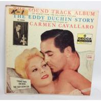 VINTAGE The Eddy Duchin Story SOUND TRACK ALBUM LP Record Vinyl DL 8289