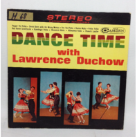 VINTAGE 1964 Dance Time with Lawrence Duchow CAS-839 LP Record Vinyl