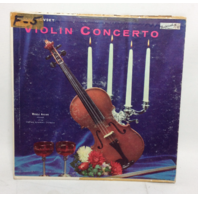 VINTAGE 1957 Tchaikovsky Violin Concerto in D Major, OP. 35 LP Record Vinyl