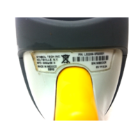 Symbol Barcode Scanner