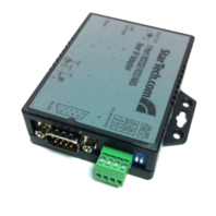 StarTech.com 1 Port Industrail RS-232/422/485 1Port over IP Adapter