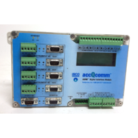 ISCO accQcomm ADFM Digital Interface Module with Three 4-20mA Outputs