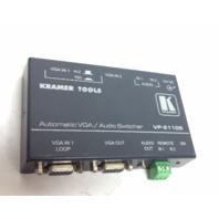 Kramer Automatic VGA Audio Switcher VP-211DS