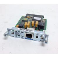 Cisco Systems Single Port WIC 1DSU T1 Interface Card
