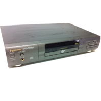 Panasonic DVD-T2000 DVD/ VIDEO CD/CD PLAYER