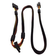 NEW SATA Shielded Cable Cord Adapter