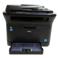 Dell 1235cn Multifunction Color Laser Printer Copier CN-OH244M-72211-05E0143