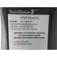 Polycom Wall  Module 2201-16020-001 Soundstation