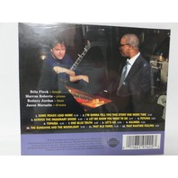 NEW Bela Fleck and the Marcus Roberts trio Across the Imaginary Divide CD