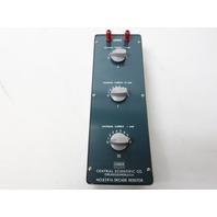 CENCO NO. 82816 Decade Resistor