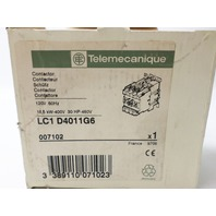 NEW Telemecanique LC1 D4011G6 Contactor in original packaging