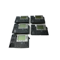 A Lot of 5 CISCO IP Phones three 7961 and Two 7961 Series