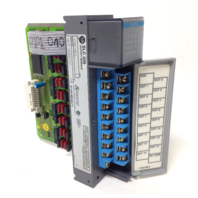 Allen Bradley SLC 500 Output Module 1746-0B16