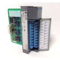 Allen Bradley SLC 500 Input Module 1746-IV16