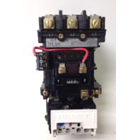 Allen Bradley 509-B0D Series B NEMA SIZE 1 Motor Starter