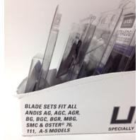 Andis 4 skip Ultra Edge Detachable clipper blade 64090