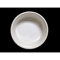 Coors U.S.A 4A Porcelain Lab Glassware Filter Funnel Strainer