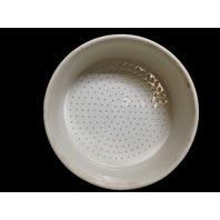 Coors U.S.A 09 261 Porcelain Lab Glassware Filter Funnel Strainer