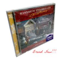 Mannheim Steamroller Winter Wonderland Christmas CD NEW