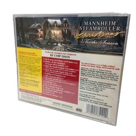 "New!!! MANNHEIM STEAMROLLER Christmas ""Tis The Season"" CD (2012) ***Sealed***"