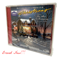 MANNHEIM STEAMROLLER Christmas Tis The Season CD (2012) NEW