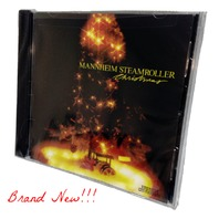 New!!! MANNHEIM STEAMROLLER Christmas CD ***SEALED***