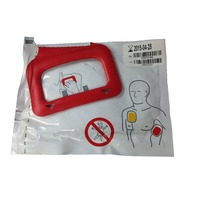 A Lot of 23 Medtronic Quick- Pak Adult Pacing Defibrillation ECG Electrodes