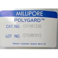 Millipore Polygard CDPRM1206 Water Filter Cartridges