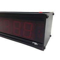 FTR Gold CC186-499 Serial Double Sided Large Display Digital Court Clock