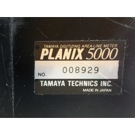 Planix 5000 Digitizing Blueprint TAMAYA Digital Roll Planimeter Map Cartography