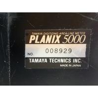Planix 5000 Digitizing Blueprint TAMAYA Digital Roll Planimeter Map Cartography
