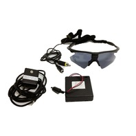 Oakley Spy Glasses Eyewear Recording DVR Hidden Sunglasses Recorder UNDERCOVER