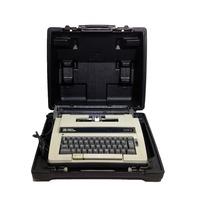 Smith Corona Electra XT Portable Electric Typewriter w/ Case