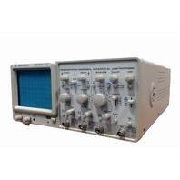 GW Inteck Oscilloscope GOS-622G 2 Channel 20MHz