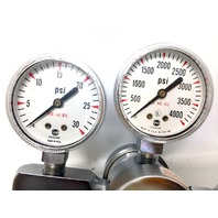 USG U.S. Pressure Regulator Gauge