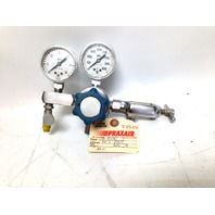 USG U.S. Pressure Regulator Gauge