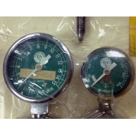 Puritan Maid Pressure Regulator Gauge 6597590