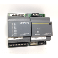 Johnson Controls MetaSys Expansion Module XT9100 24VAC HVAC