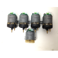Lot Of 4-Johnson Controls EP-8000-2 Electro-Pneumatic Transducer High Volume Output