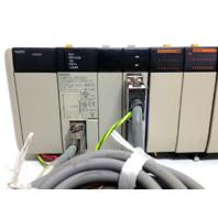 Omron CQM1H-CPU5 1 PLC CPU Unit w/PA203-0CH/ID212/OD212/OD212/LSE01